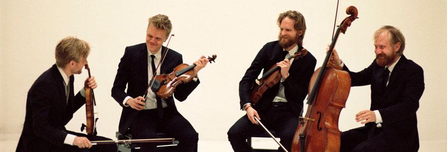 Danish String Quartet | Pro Artist LTAM