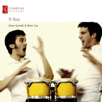O Duo CD cover