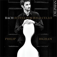 J.S. Bach: Suites for Solo Cello CD cover